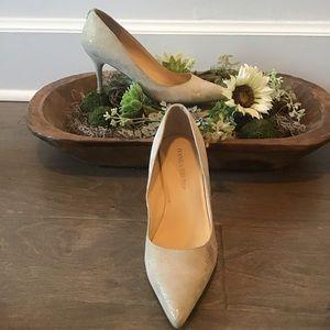 Ivanka Trump Itboni Pointed Toe Heel EUC Size 6M